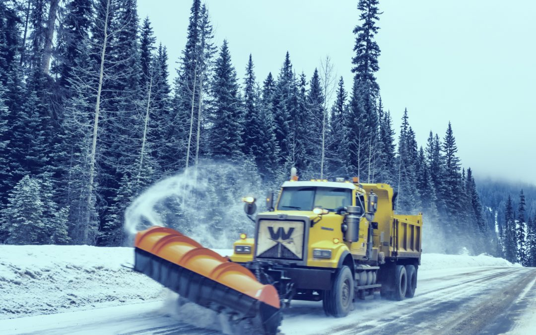 Order Your Snow Plow Rubber before the Snow Flies!
