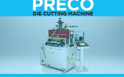 DRC's Preco Die Cutting Machine Reduces Waste