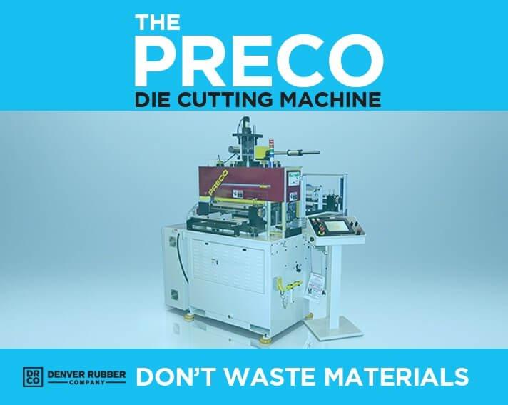 DRC's Preco Die Cutting Machine Reduces Waste