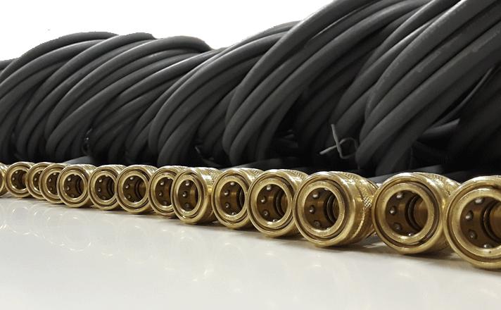 custom hose assemblies