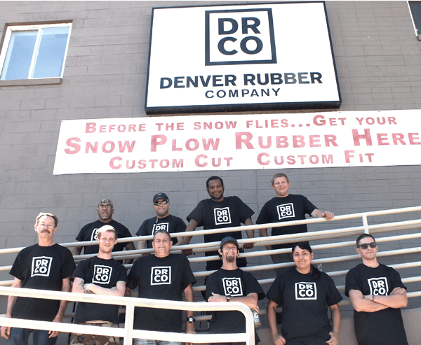 Denver-Rubber-Production Team
