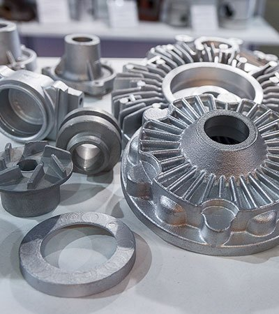 Cast Iron Custom Factory Machined Parts Denver CO