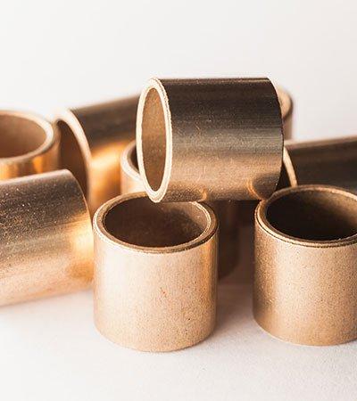 Sleeve Bronze Bearings custom metal fabrication parts Denver