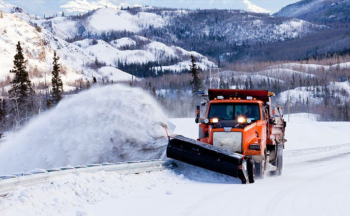 Durable, Long-Lasting Snow Plow Blades