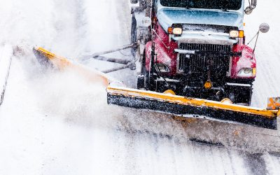 Now's The Time to Order Rubber Snow Plow Blades